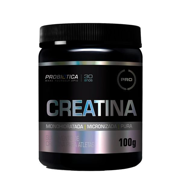 Creatina Pure - 100g - Probiótica