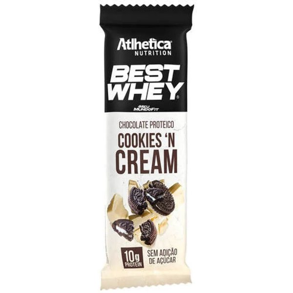 Best Whey Chocolate Proteico 50g - Atlhetica Nutrition