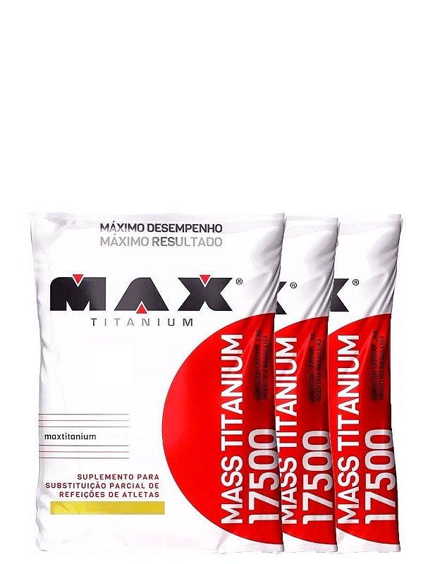 Combo 3 Mass Titanium 17500 - Max Titanium