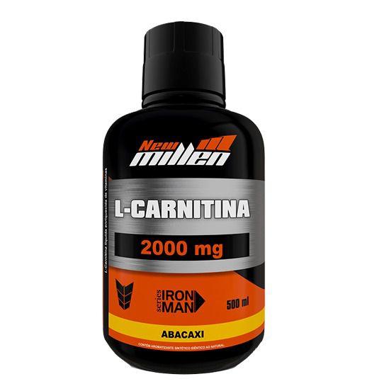 L-Carnitina 2000 - 500ml - New Millen