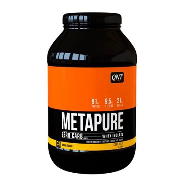 Metapure Zero Carb 2Kg QNT