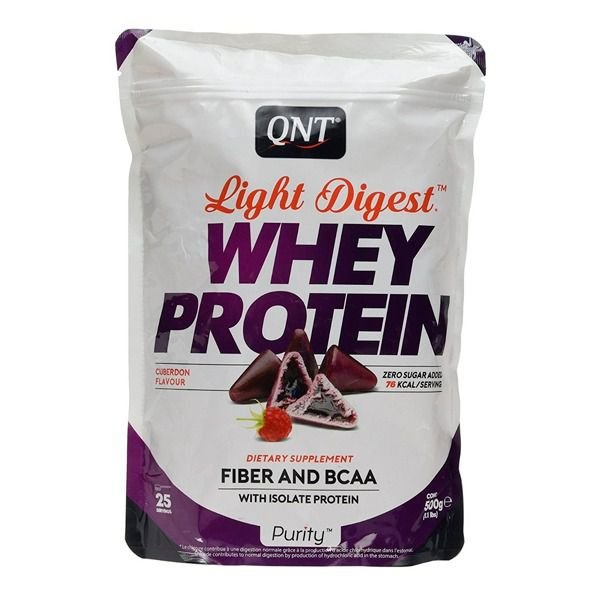 Light Digest Whey Protein 500g QNT