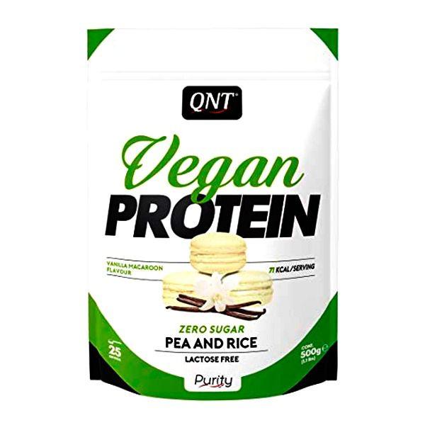 Vegan Protein 500g QNT