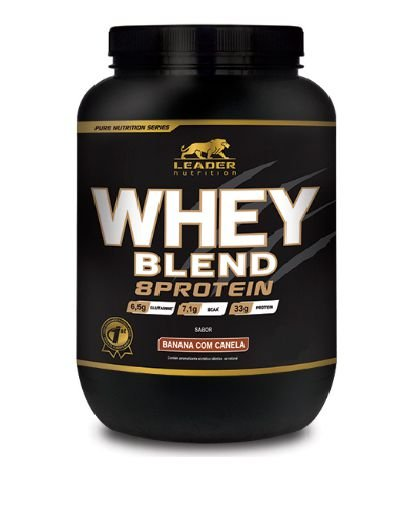 Whey Blend 8 protein 1,8Kg Leader Nutrition