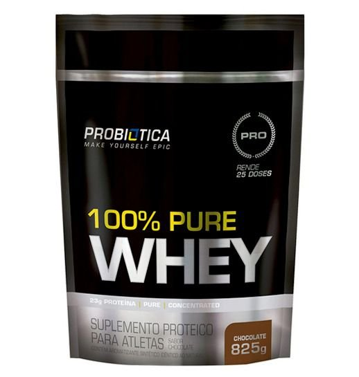 100% Pure Whey 825g Probiotica