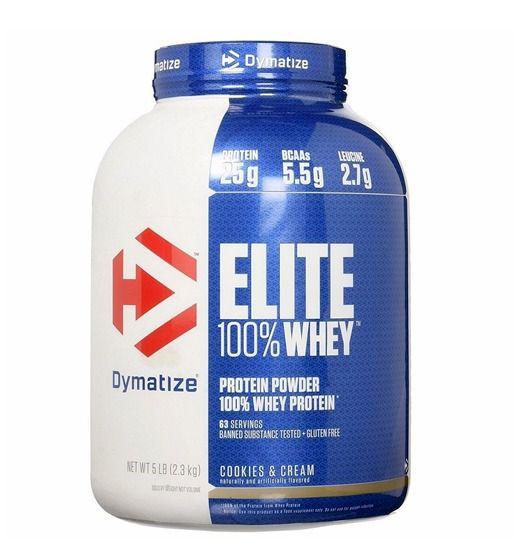 Elite 100% Whey Protein 2,3Kg Dymatize