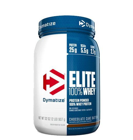 Elite 100% Whey Protein 907g Dymatize