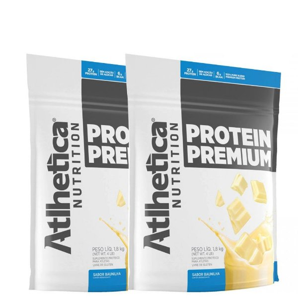 2un Protein Premium 1,8Kg Atlhetica