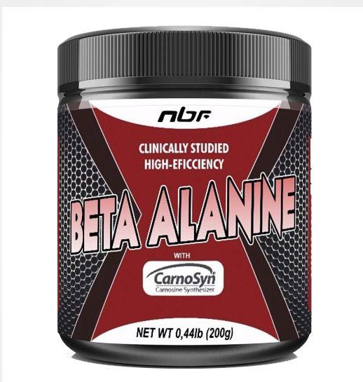 Beta Alanine 200g Nbf