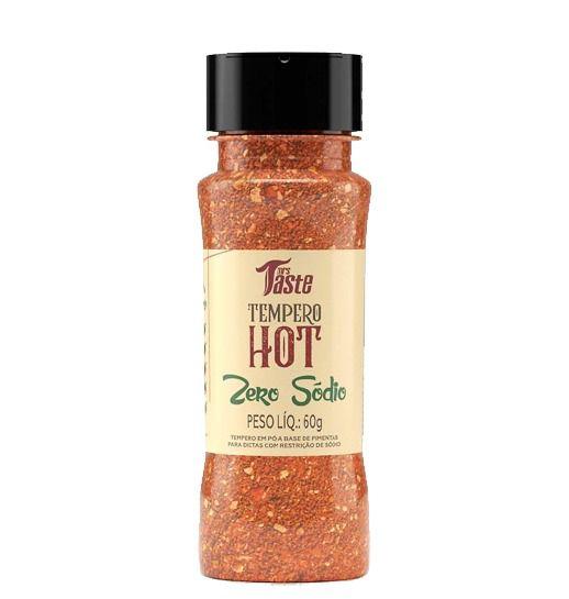 Tempero Hot 60g Mrs Taste