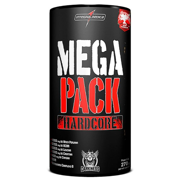 Mega Pack Hardcore 30 Packs Integral Medica