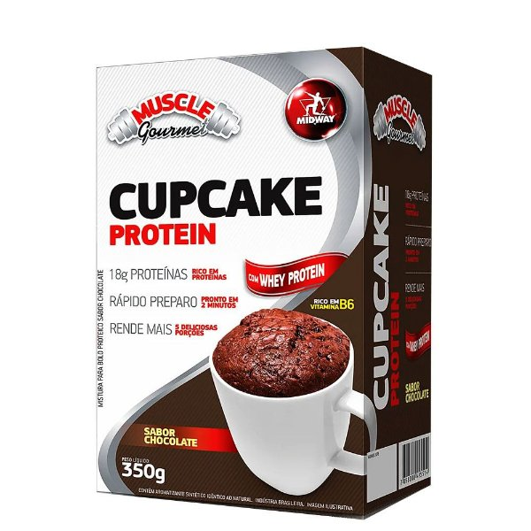 Cupcake Protein 350g Midway