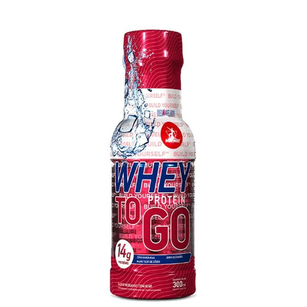 Whey To Go 300ml Midway