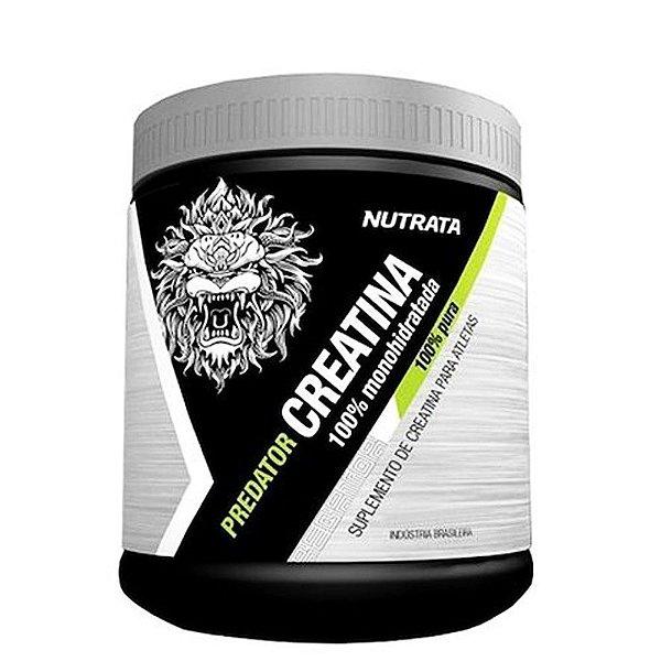 Creatina Predator  100%  Monohidratada 300g Nutrata