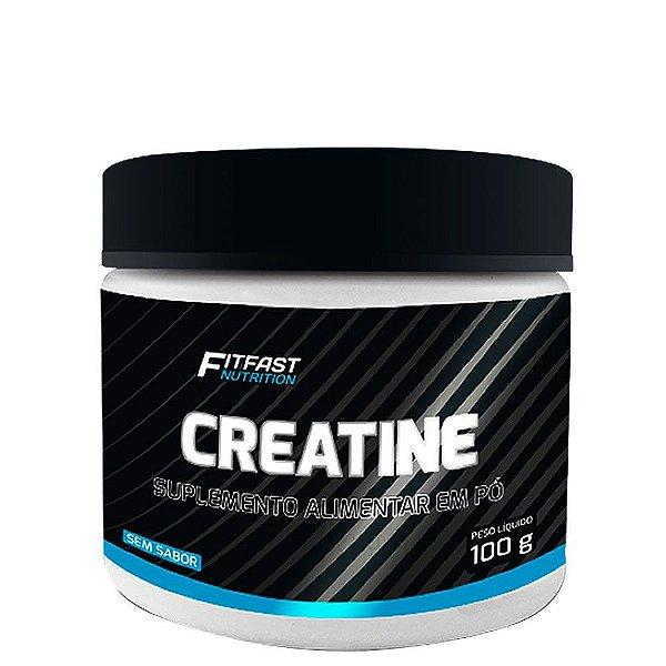 Creatine Monohidratada 100g Fit Fast