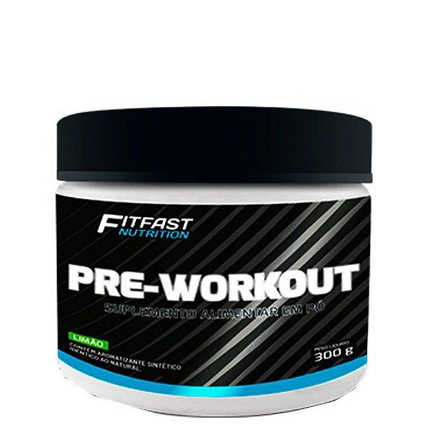 Pré Treino Pre-Workout 300g Fit Fast