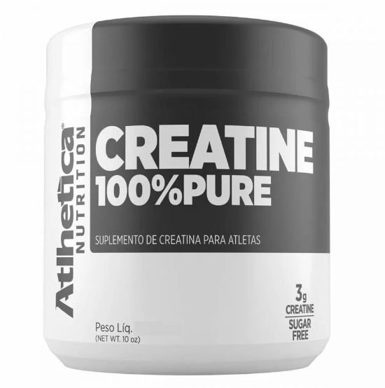 Creatine 100% Pure 50g Atlhetica