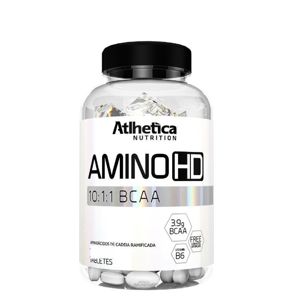 Bcaa Amino HD 10:1:1 120 Tablet Atlhetica