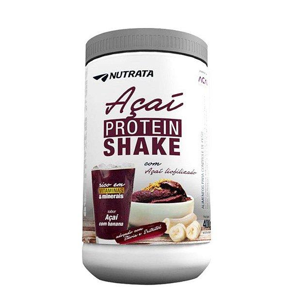 Açaí protein Sheke 400g Nutrata