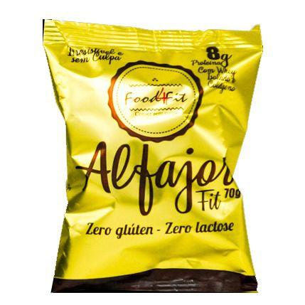 Alfajor Fit 70g Food4Fit
