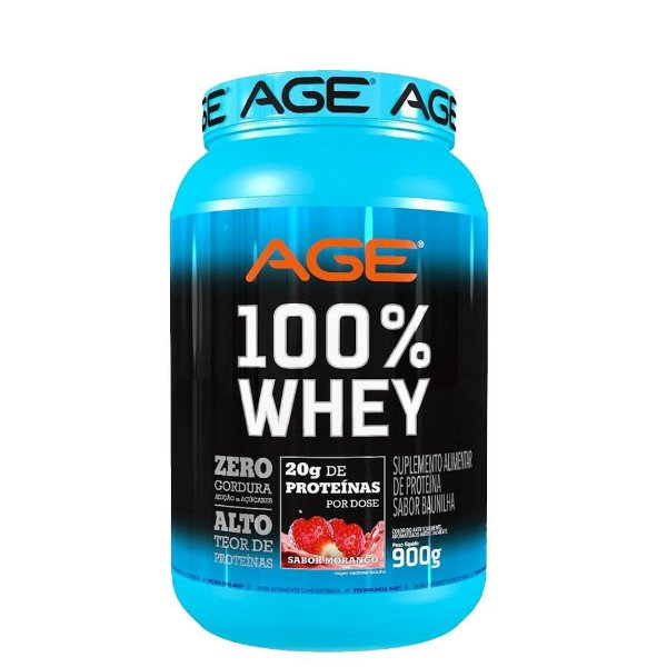 Whey Protein 100% 900g Age