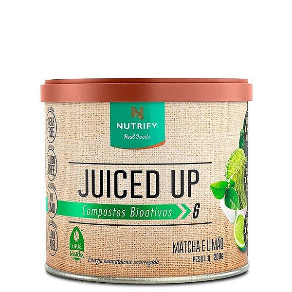 Diurético Juiced UP 200g Nutrify