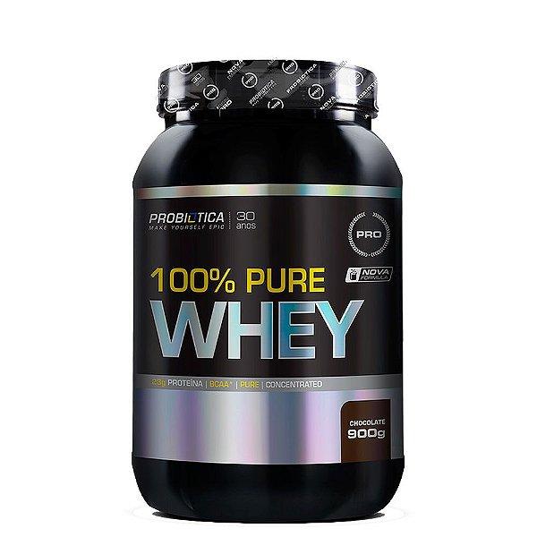 Whey 100% Pure 900g Probiotica