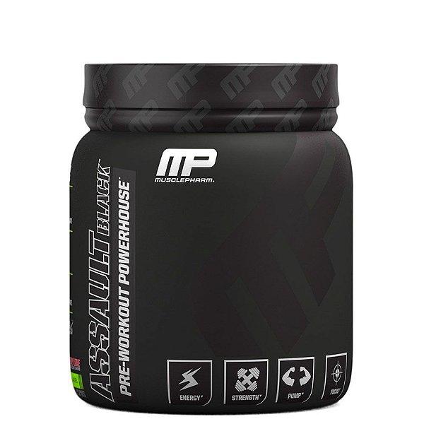 Pré-Treino Assault Black 300g MusclePharm