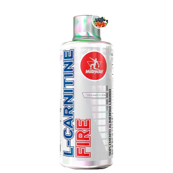 L-Carnitine Fire 240ml MidWay