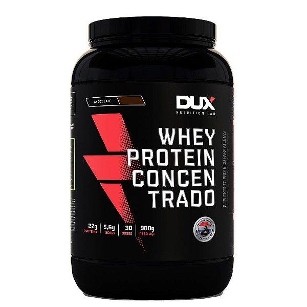 Whey Protein Concentrado 900g Dux