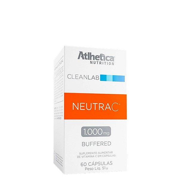 CleanLab Neutra C 1000mg 60Caps Atlhetica