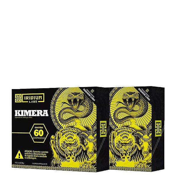 Kit 2 Unid Kimera 60 Caps Iridium Labs