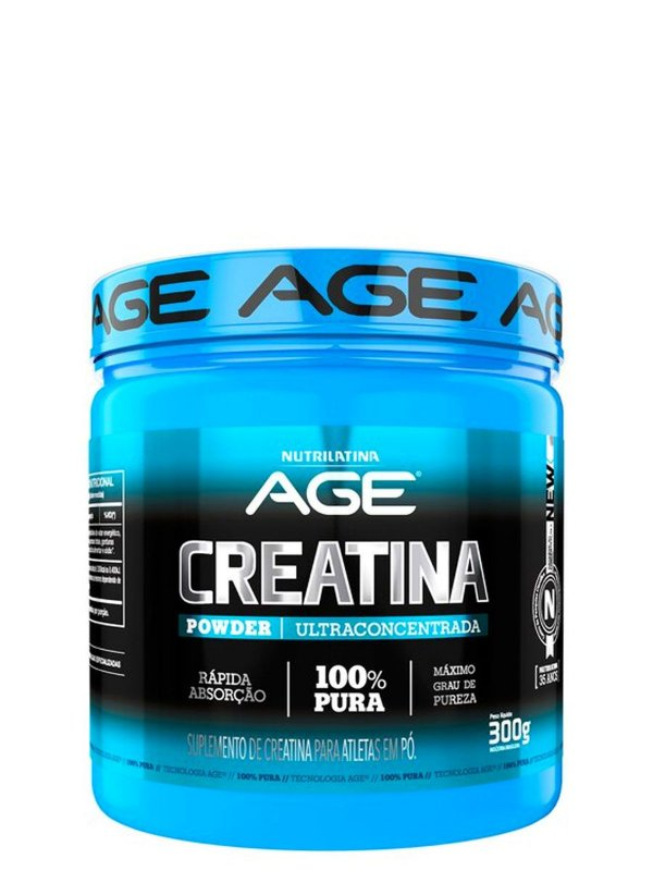 Creatina Powder 300g Age