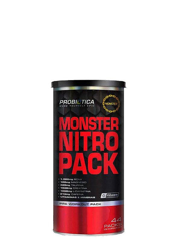 Monster Nitro (44 Packs) Probiótica