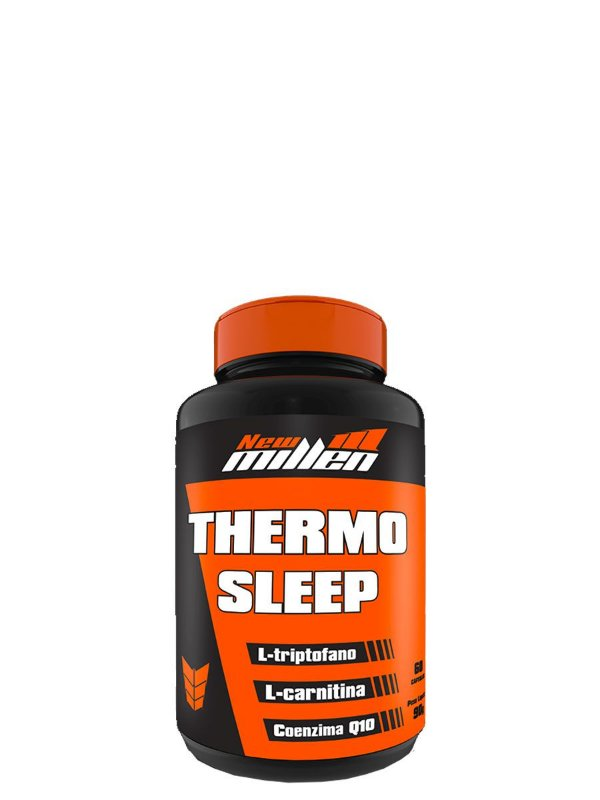 Termogênico Thermo Sleep 60 Cáps New Millen