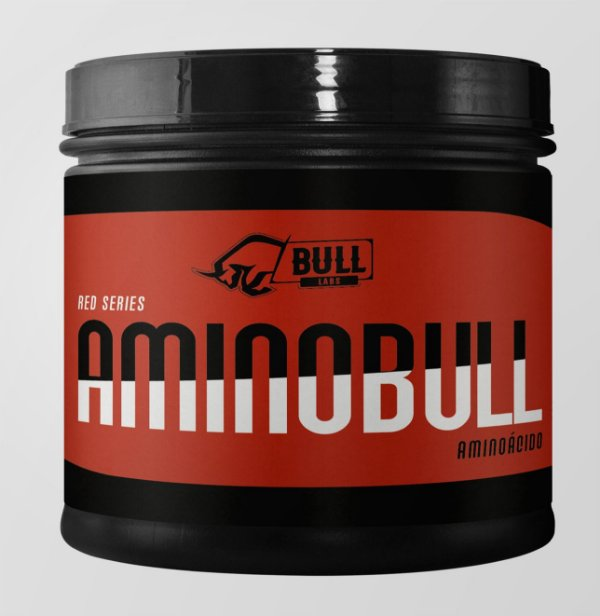 Aminobull Red Series 250g Bull Labs