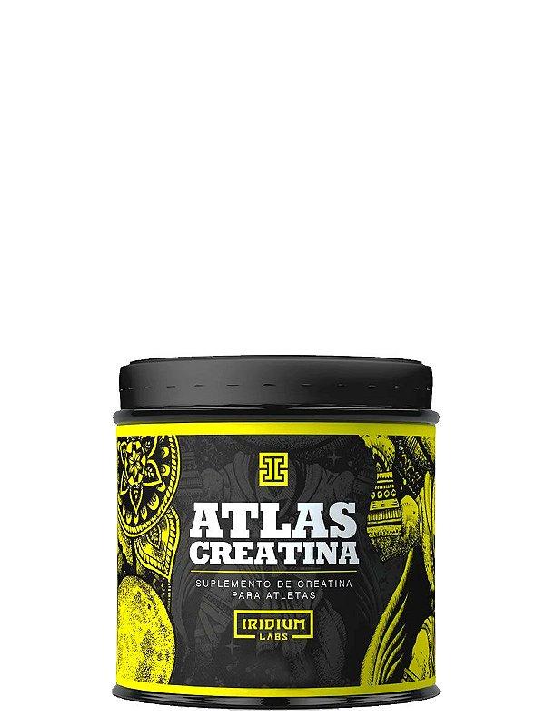 Atlas Creatina 150g Iridium Labs