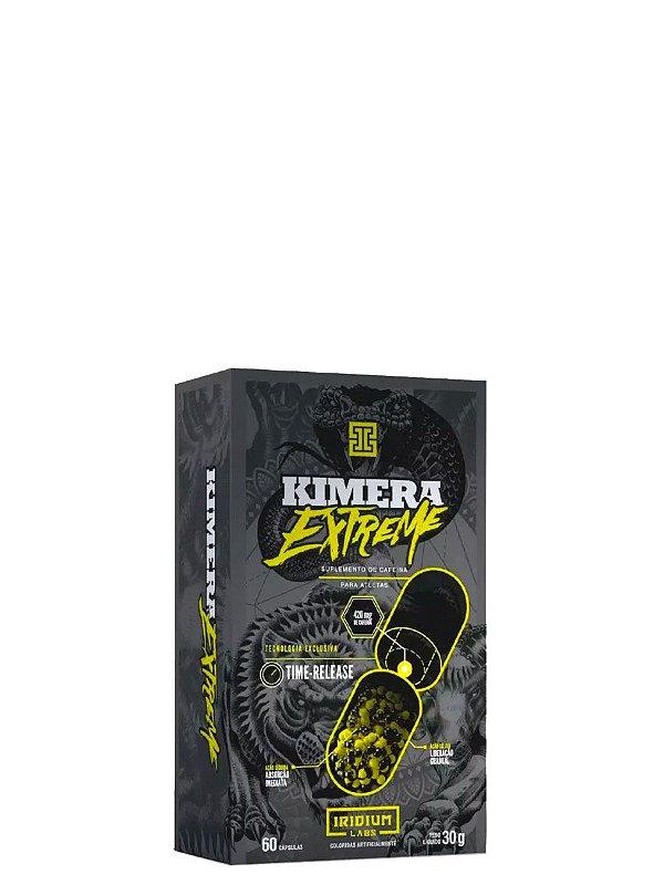 Emagrecedor Kimera Extreme 60 Cáps Iridium Labs