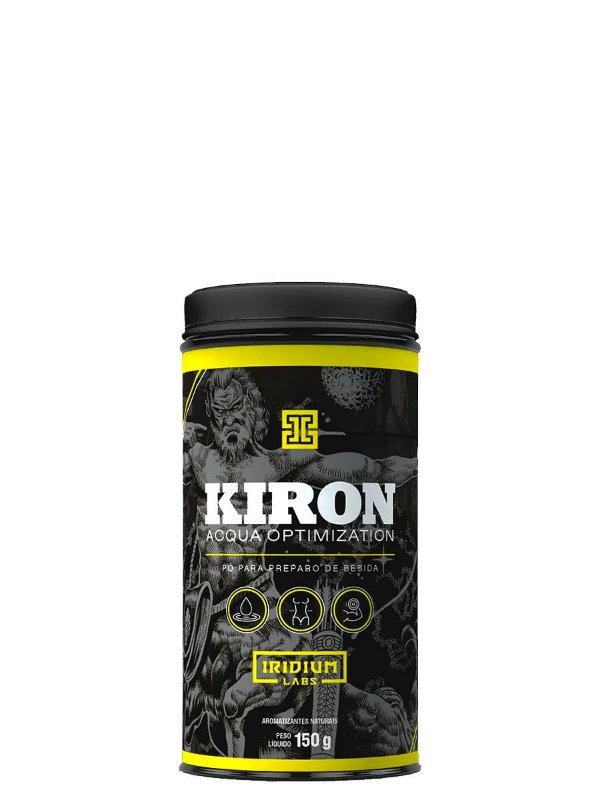 Diurético Kiron Acqua Optimization 150g Iridium Labs