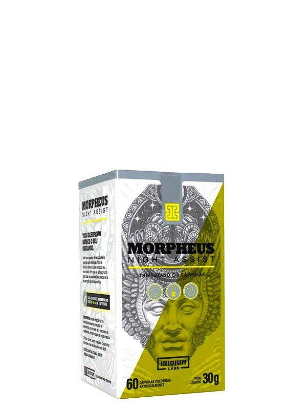Triptofano Morpheus Night Assist 60 Cáps Iridium Labs