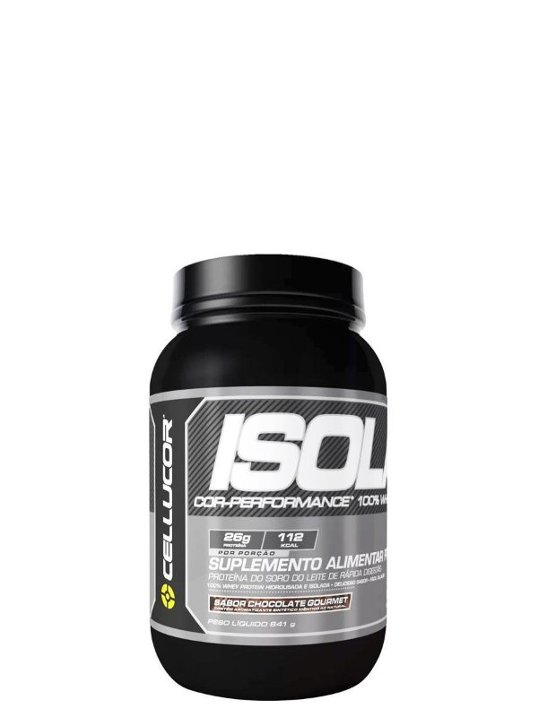 Whey Protein Isolate 841g Cellucor + Bcaa Drops 150 Tabs New Millen de Brinde