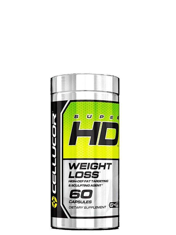Emagrecedor Super HD 60 tabletes Cellucor