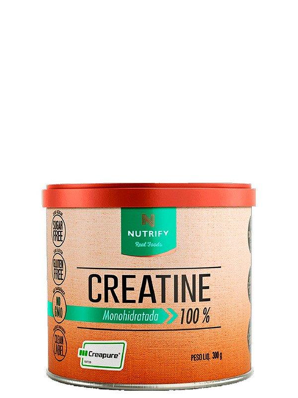 Creatine (Creapure) 300g Nutrify