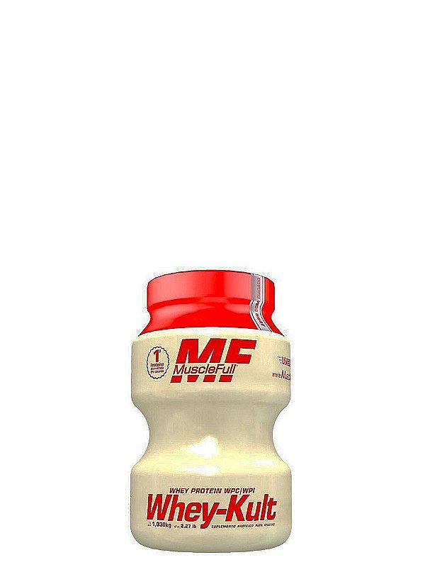 Kutwhey 900g Muscle Full