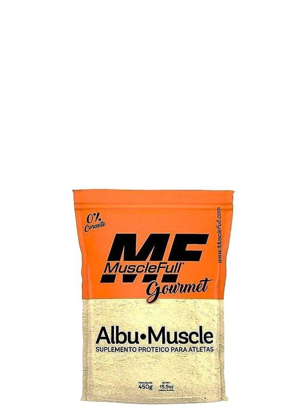 Albu-Muscle 450g Muscle Full