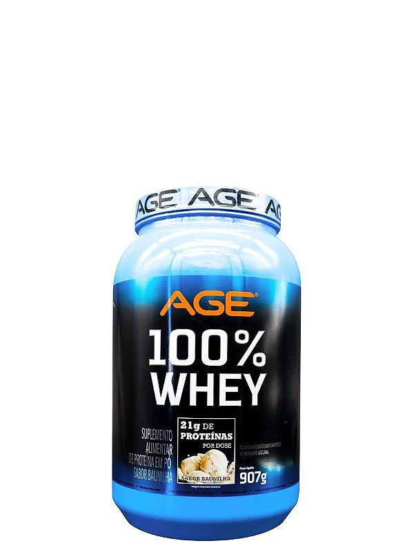 Whey Protein 100% 907g Age