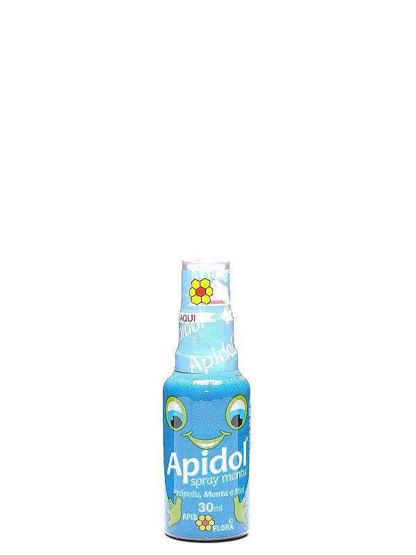 Apidol Menta Spray 30 ml Apis Flora