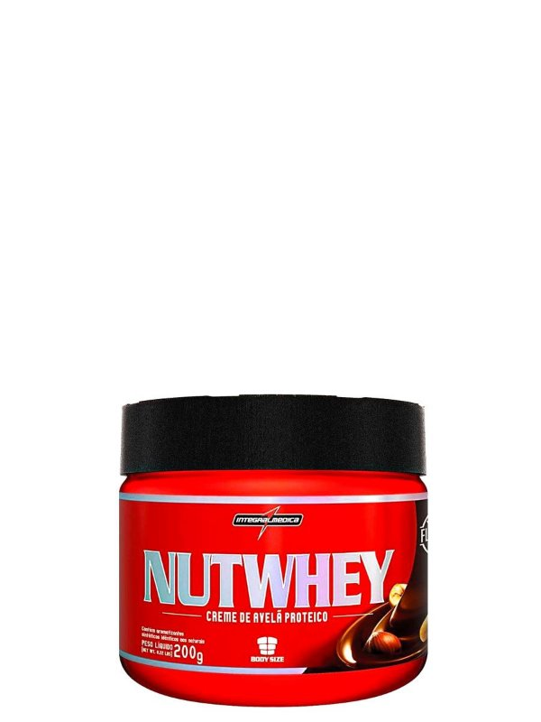 NUTWHEY Cream - 200g Integralmedica