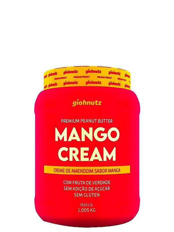 Creme de Amendoim Mango Cream - 1kg Giohnutz