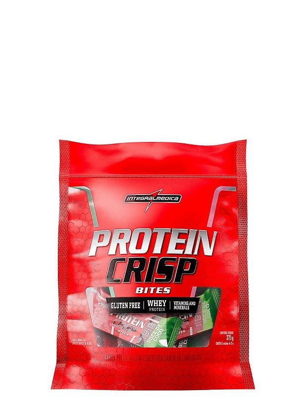 Protein Crisp Bites 375g - Integralmedica